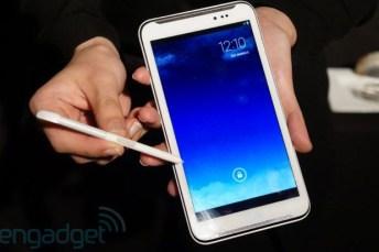 Asus FonePad Note : une phablet de 6 pouces avec stylet 3