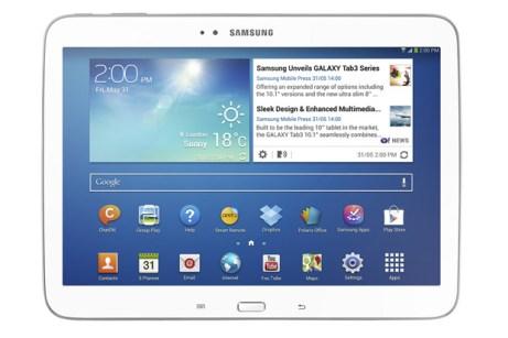 Samsung officialise les tablettes Galaxy Tab 3 au format 8 et 10.1 pouces 4