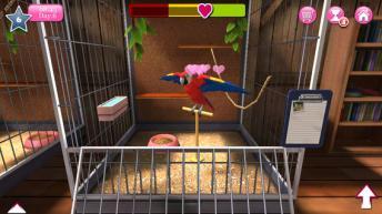 Gérez un refuge animalier avec PetWorld 3D sur iPad 5