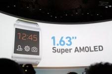 Samsung Galaxy Gear : caractéristiques, photos et vidéo de prise en main (poignet !) 8