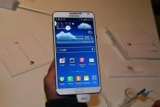 Samsung Galaxy Note 3 : caractéristiques, photos et vidéo de prise en main 26