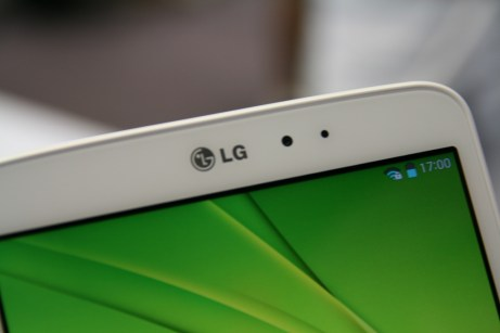 LG G Pad 8.3 : vidéo de prise en main à l'IFA 2013 de Berlin 5