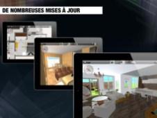 Réorganisez votre intérieur à l'aide de Home Design 3D sur iPad 5