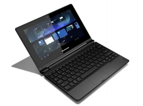 Lenovo IdeaTab A10 : une tablette PC convertible sous Android 4.2 2