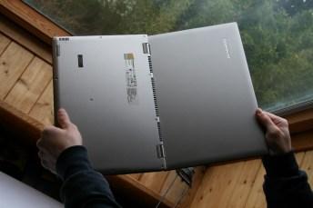 Test du Lenovo IdeaTab Yoga 2 Pro 11