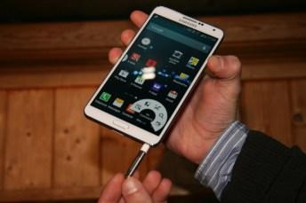 Test de la phablette Samsung Galaxy Note 3 (SM-N9005) 15