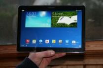 Test de la tablette Samsung Galaxy Note 10.1 Edition 2014 15