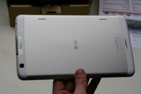 Test complet de la tablette LG G Pad 8.3 1