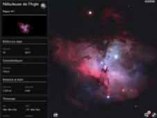 [Gratuit Temporairement] La tête dans les étoiles avec Star Chart Solar Tour sur iPad 7