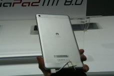 [MWC 2014] Présentation de la tablette Huawei MediaPad M1 8.0 et MediaPad Youth 2 8