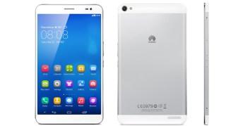 MediaPad X1 : Huawei met en scène sa tablette dans un court métrage 1