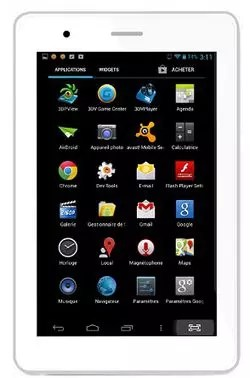 YziPocket3D : La première tablette 7 pouces avec écran 3D sans lunettes 5