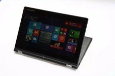 Test de la tablette PC Lenovo Yoga 2 3