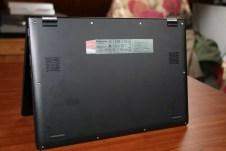 Test de la tablette PC Lenovo Yoga 2 10