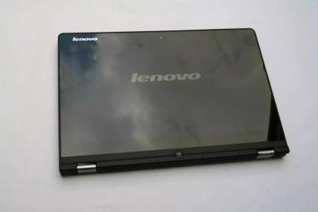 Test de la tablette PC Lenovo Yoga 2 14