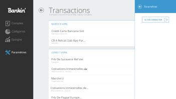 Bankin' : La meilleure application pour gérer ses comptes disponible gratuitement au lieu de 11,99€ ! 23