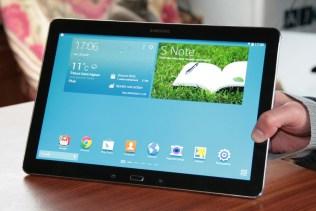 Test de la tablette Samsung Galaxy Note Pro 12.2 6