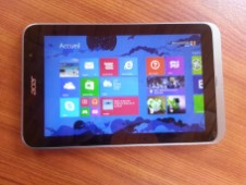 Test de la tablette Acer Iconia W4 9