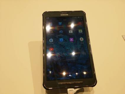 [IFA 2014] Tablette Samsung Galaxy Tab Active pour plus de robustesse 7