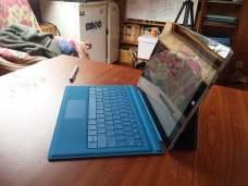 Test Microsoft Surface Pro 3 20