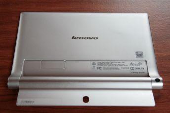 Test de la tablette Lenovo Yoga Tablet 2 13