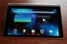 Test de la tablette Lenovo Yoga Tablet 2 15