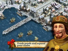 Construisez un empire sur iPad avec Anno : Build an Empire 2