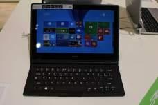 [MWC 2015] Prise en main du Acer Aspire Switch 12, un laptop convertible sous Windows 8.1 2