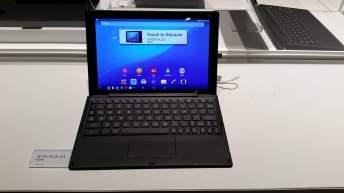 [MWC 2015] Sony dévoile la tablette Xperia Z4 10
