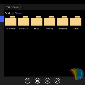 Windows 10 se révèle sur des tablettes de moins de 8 pouces 5
