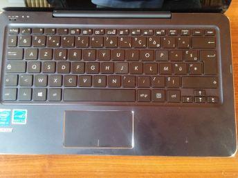 Test tablette hybride Asus Transformer Book Chi T300 4