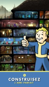 Fallout Shelter contamine la plateforme iOS 7