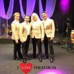 De nieuwe theatertour van LA, The Voices – FotoReportage