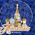 Anastasia de familiemusical komt naar het theater.