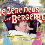 Komische sterrencast in De Zere Neus van Bergerac van het Ro Theater