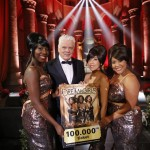 RECORD VAN 100.000 TICKETS VOOR DREAMGIRLS
