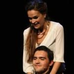 Musicaltalent Pien plots op Broadway