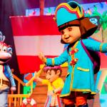 Repetities Dora Live! van start