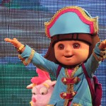 Dora neemt haar jonge fans mee op piratenavontuur
