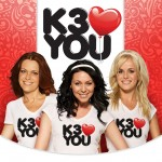 Opnieuw extra shows K3 tour Karen, Kristel en Josje!