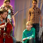 MusicalCamp levert talent aan alle musicals.