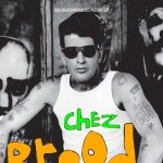 Affiche muziektheatervoorstelling over Herman Brood wordt toegevoegd aan expositie Bart Chabot