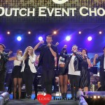 Dutch event choir, Voor progamma Musical Sing-A-Long. Fotoreportage