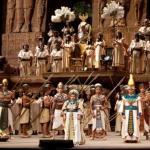 Gloednieuwe versie populaire opera Aïda op tournee