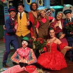 Première Thomas en het Circus