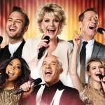 Simone Kleinsma, Jim Bakkum, Stanley Burleson, Carolina Dijkhuizen, Tony Neef en Vajèn van den Bosch in Musicals in Concert – Live on Tour