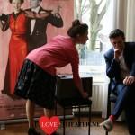 Pers presentatie Dansen met de vijand – FotoReportage