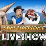 Audities Dino Experience Liveshows