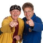 Populair kinderduo Ernst en Bobbie komt op 21 februari naar DeLaMar Theater in Amsterdam