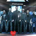 7 illusionist zorgen voor één groot magisch spektakel